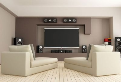 Whole home audio
